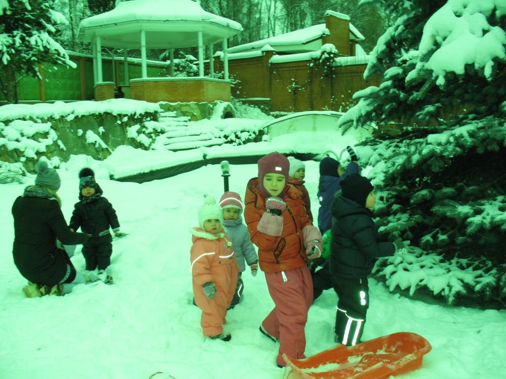 Детские площадки в детском саду летом