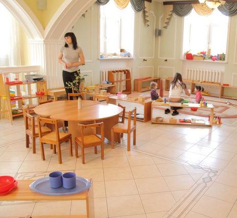 Вешки детский сад